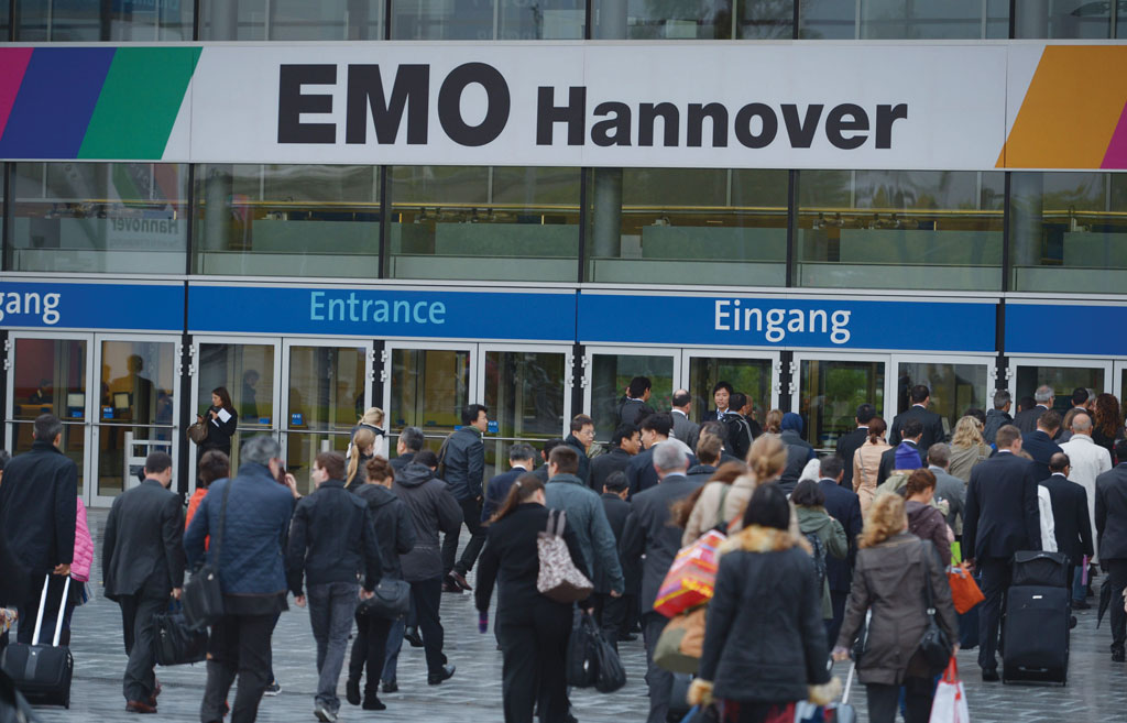 emo hannover 2013 stimulates new business throughout international machine tool industry. Black Bedroom Furniture Sets. Home Design Ideas
