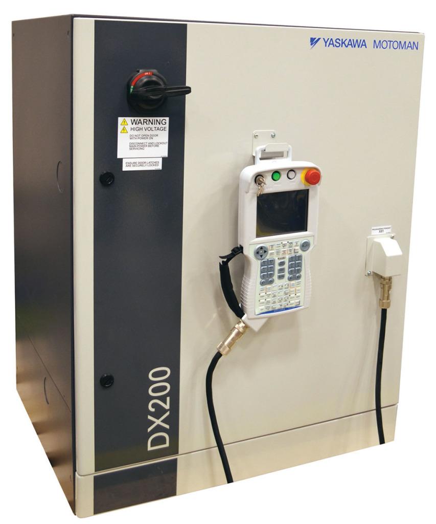 Prod-Rev-Motoman-DX200controller