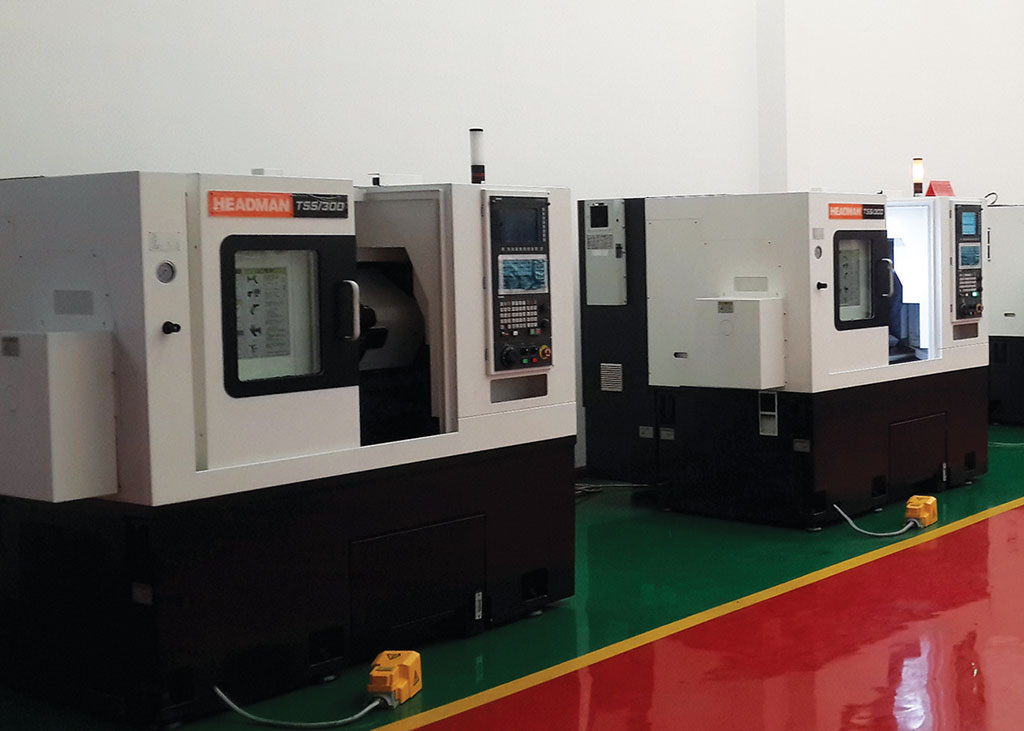 MJH Machine Tools Appointed Agents For Headman CNC Equipment
