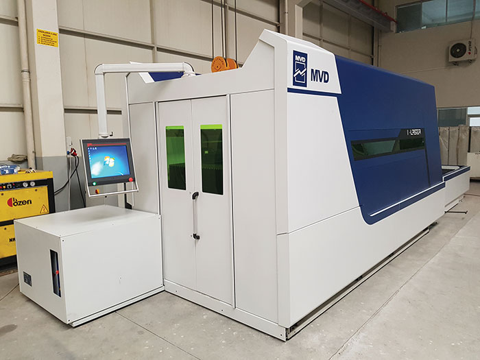 Turkish metal fabricating machinery manufacturer MVD Makina Sanayi