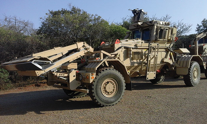 DCD Protected Mobility awarded big US defence contract for