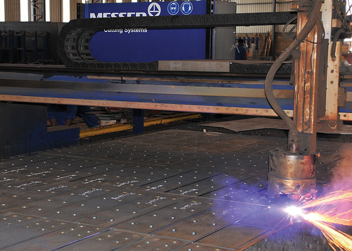messer plasma cutting systems