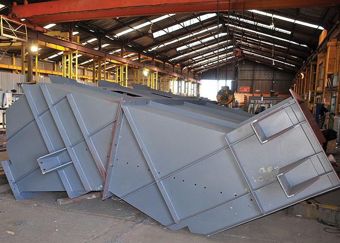 Coertzen Engineering Consultants (CEC) – A real steel