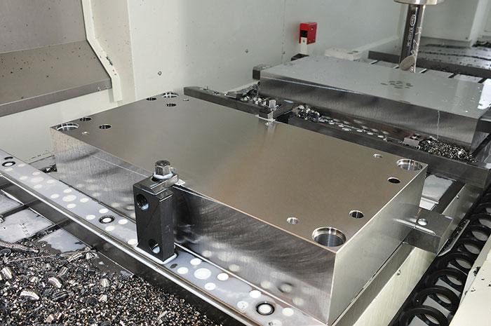UTP Mould & Die: Improving toolroom turnaround times  
