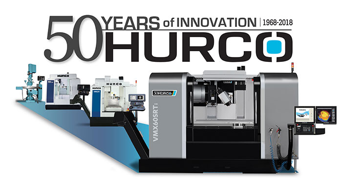 TH Machine Tools appointed agents for Hurco |