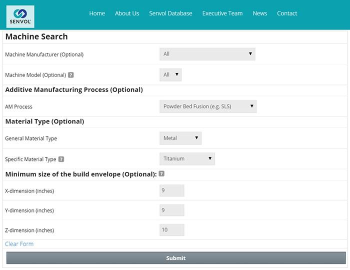 Senvol_Database_Machine_Search1